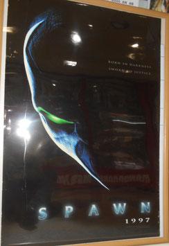 映画『SPAWN スポーン』 アメリカ版プロモ用ポスター(1997年)