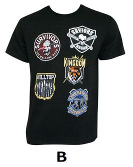 The Walking Dead(ウォーキング・デッド) Tシャツ