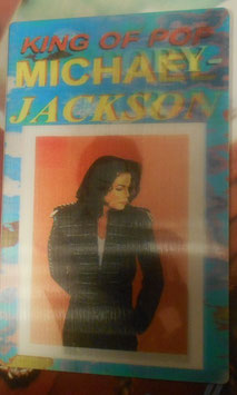 MICHAEL JACKSON HISTORY TOUR 3D TICKET(引換券)