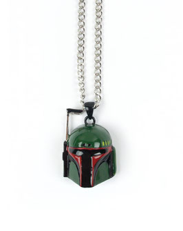 Star Wars Boba Fett 3D Necklace