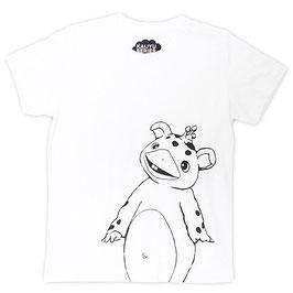 ウルトラ怪獣シリーズ 快獣ブースカ レディースTシャツ
