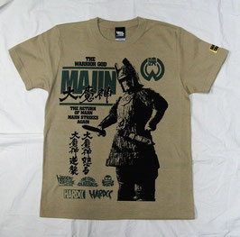 大魔神(MAJIN) Tシャツ