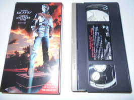 Michael Jackson: Video Greatest Hits - History [VHS]日本版