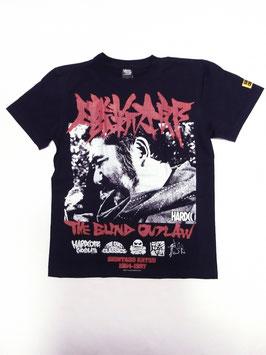 勝新太郎  (天下の嫌われ者)   Tシャツ