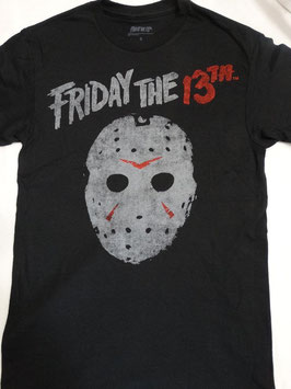 『FRIDAY THE 13TH』(13日の金曜日)Tシャツ