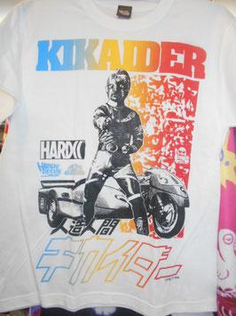 人造人間キカイダー(KIKAIDER) Tシャツ