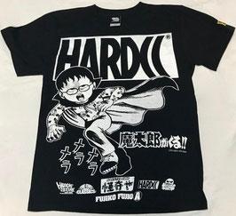 魔太郎がくる!!(怪奇や) Tシャツ