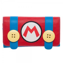Nintendo Mario Jrs. Flap Wallet