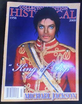 雑誌「Historical Collector's Edition」マイケル特集 2009年