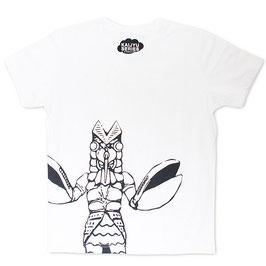 ウルトラ怪獣シリーズ バルタン星人 レディースTシャツ