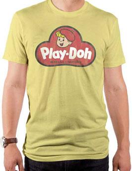 プレイ・ドー(Play-Doh)Tシャツ