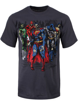 DC Comics Hero Zombies Men's  Tシャツ