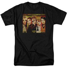 KILL BILL  DEADLY VIPER ASSASSINATION SQUAD  Tシャツ