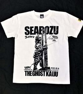 亡霊怪獣  シーボーズ  Tシャツ