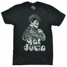 ジェームス・ブラウン Tシャツ