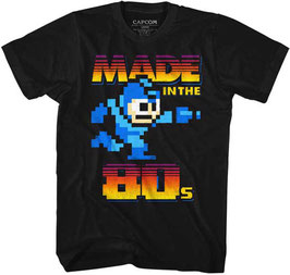 MEGA MAN(MADE IN THE 80'S) Tシャツ