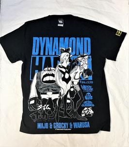 ダイナモンド (DYNAMOND)  悪玉  Tシャツ
