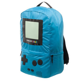 Gameboy Teal Backpack