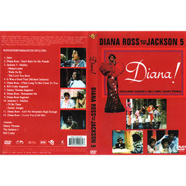 DVD:Diana Ross & The Jackson 5