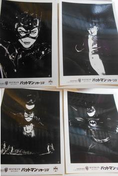 映画「BATMAN RETURNS」 スチル写真10枚セット(1992年)
