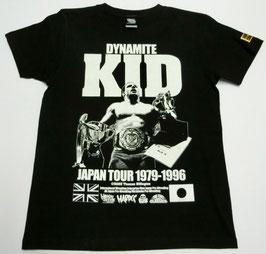 ダイナマイトキッド (スタンピードブラック) Tシャツ