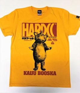快獣ブースカ(バラサバラサゴールド)  Tシャツ