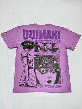 うずまき(傷跡)Tシャツ