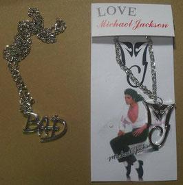 Michael Jackson メタルネックレス