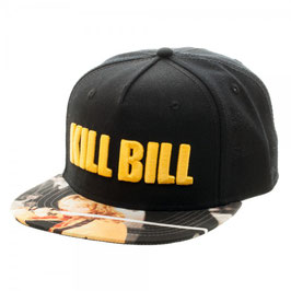 Miramax Kill Bill Sublimated Bill Snapback