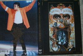 DVD:MJ Dangerous Live Rehearsal 1992