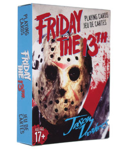 『FRIDAY THE 13TH』Playing Card