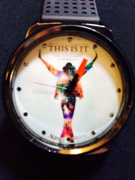 MJ:Wrist Watch (C) This Is It