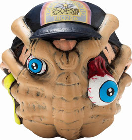 Madballs Horrorballs Alien  FACEHUGGER 4in FOAM BALL