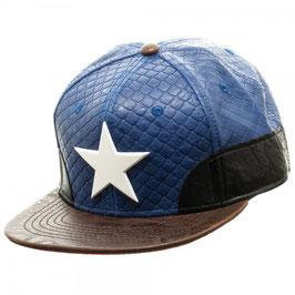 Marvel Captain America PU Snapback