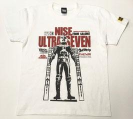 にせウルトラセブン (ロボット超人)Tシャツ