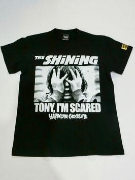 シャイニング(SHINING)Tシャツ  (I'M SCARED)