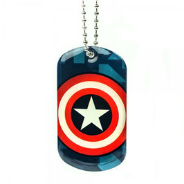 Marvel Dog Tag