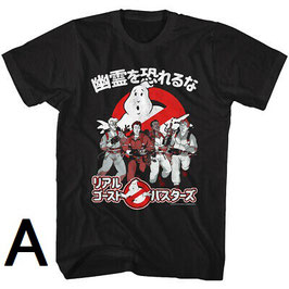 「The Real Ghostbusters」Tシャツ(NEW)