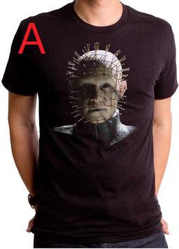 Hellraiser「PINHEAD」  Tシャツ