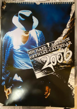 MICHAEL JACKSON 2006 OFFICIAL CALENDAR