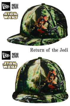 "STARWARS x NEWERA ""Return of the Jedi"" AllOverBattle"