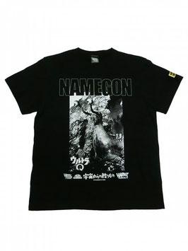 ナメゴン(火星) Tシャツ