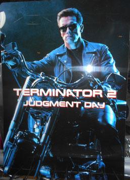 『ターミネーター2』 下敷き(1991年)