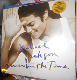 "MICHAEL JACKSON / REMEMBER THE TIME 12""アナログ盤 (米原盤/REMIX)"