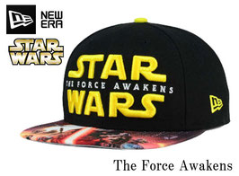 "STARWARS x NEWERA ""The Force Awakens""Viza Print"