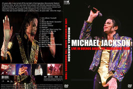 DVD:MJ Dangerous World Tour Buenos Aires 1993
