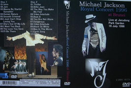 DVD:MJ Royal Concert in Brunei 1996