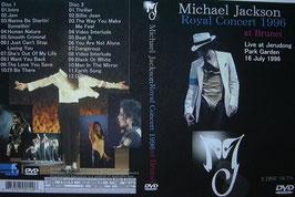 DVD:MJ Royal Concert in Brunei 1996