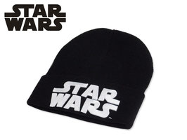 STAR WARS Embroidered Logo Cuff Beanie