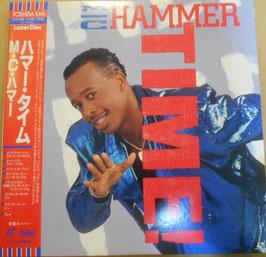 MC HAMMER ハマータイム レーザーディスク(1991年)